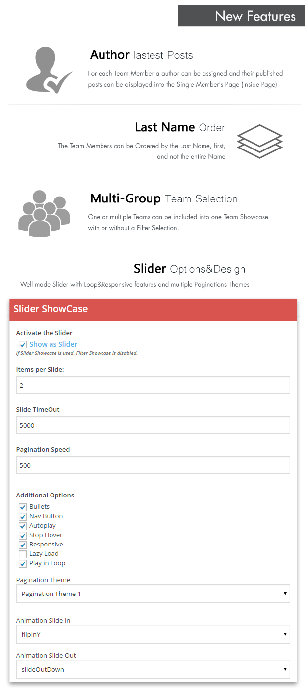 Team Showcase for Visual Composer WordPress Plugin - 7